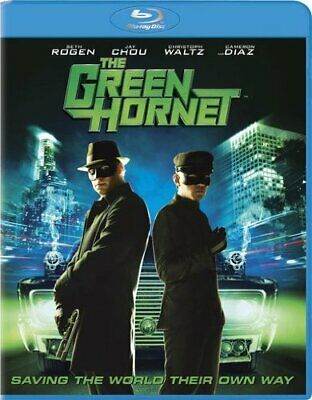 The Green Hornet  [2011] [Blu-ray] [US Import] -  CD 8UVG The Fast Free Shipping