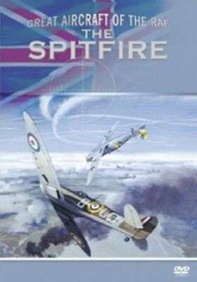 Great Aircraft Of The RAF - The Spitfire [DVD] -  CD ESVG The Fast Free Shipping