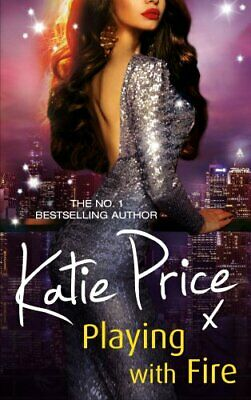Playing With Fire by Price, Katie Book The Cheap Fast Free Post