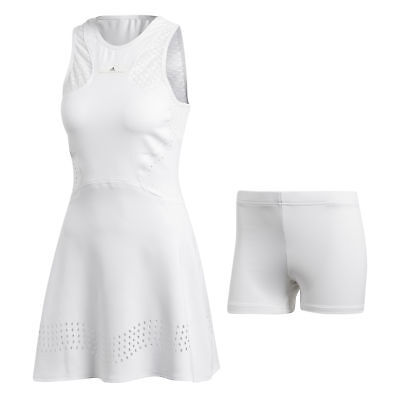 adidas Women's Stella McCartney Barricade Wimbledon Dress