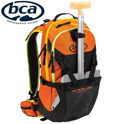 Arctic Cat BCA Backcountry Access Stash 25 Throttle Snowmobile Backpack 7639-992