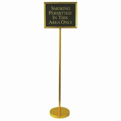 Aarco Products TY2B Aluminum Framed Director Gold