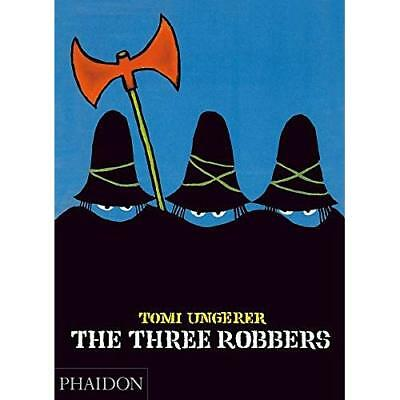 The Three Robbers - Hardcover NEW Ungerer, Tomi 2009-01-16