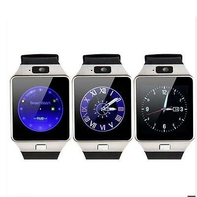 Hot DZ09 Smart Watch Bluetooth 3.0 Phone Mate GSM SIM For Android iPhone Samsung