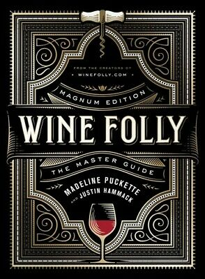 Wine Folly [New Book] Hardcover, Illustrated