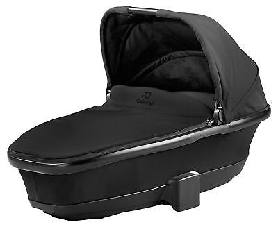 NEW Quinny Baby Foldable Carrycot 0-9 kg - Black Devotion