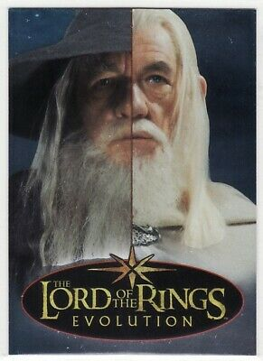 Lord Of The Rings : Evolution 72 Card Base Set