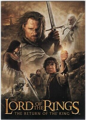 Lord Of The Rings : Return Of The King Update Edition 72 Card Base Set