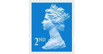 500 2nd class stamps unfranked