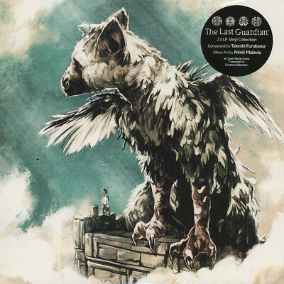 Takeshi Furukawa - OST The Last Guardian (Vinyl 2LP - 2017 - US - Original)