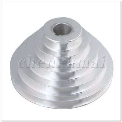 25mm Bore 5 Step A Type V-Belt Pagoda Pulley Belt Outter Dia 54-150mm