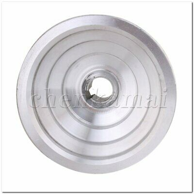 24mm Bore 5 Step A Type V-Belt Pagoda Pulley Belt Outter Dia 54-150mm