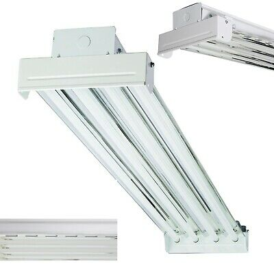 LITHONIA LIGHTING FLUORESCENT High Bay Fixture,T8,226W, IB 632 MVH ...