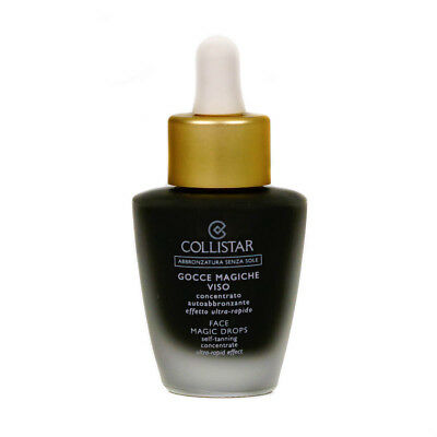 Collistar 30ml Self-Tanning Face Magic Drops