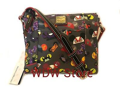 Dooney & Bourke Disney Villain Ear Hat Collection Crossbody NWT -- SOLD OUT