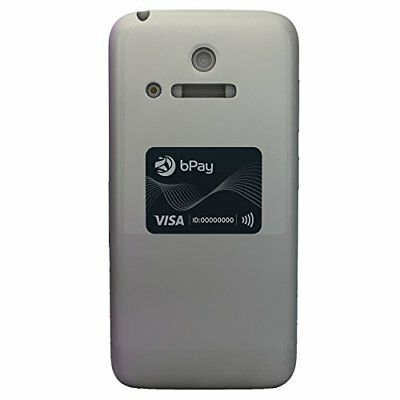 Z0301000 Sticker Contactless Payment Device For Smartphone By Bpay By Barclaycar
