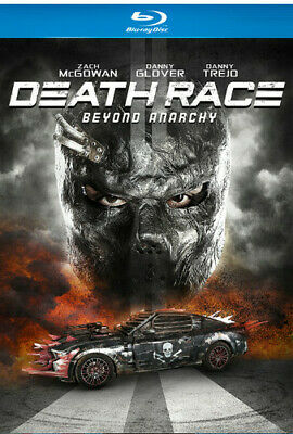 Death Race: Beyond Anarchy [New Blu-ray] UV/HD Digital Copy, 2 Pack, Unrated