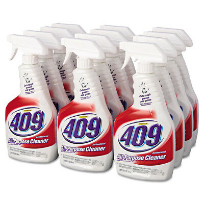 Clorox Formula 409 Multi-Surface Cleaner, Spray Bottle, 22 Oz,12/carton 628 NEW