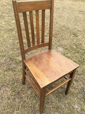 Cool Vintage Oak Desk Arm Chair Antique Office Wood Wooden Gmtry Best Dining Table And Chair Ideas Images Gmtryco