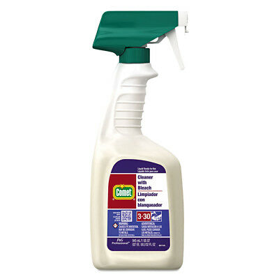 P&G Professional Cleaner With Bleach, 32 Oz Spray Bottle, 8/carton  02287CT New