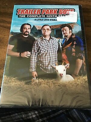 Trailer Park Boys The Complete Season 9 Brand New Factory Sealed DVD