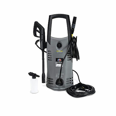 All-Power America 1600 PSI 1.6 GPM Home Electric Pressure Washer with Hose Reel