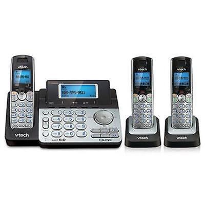 Vtech Y96176 2 Line Expandable Cordless Phone