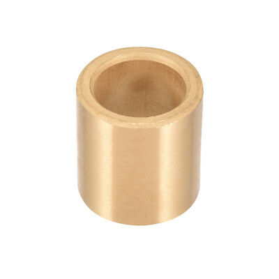 Self-Lubricating Bearing Sleeve, 18mm x 25mm x 28mm Sintered Bronze Bushing