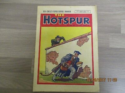 October 11th 1947, HOTSPUR, 589, Smuggy The Smuggler, Cannonball Kid.