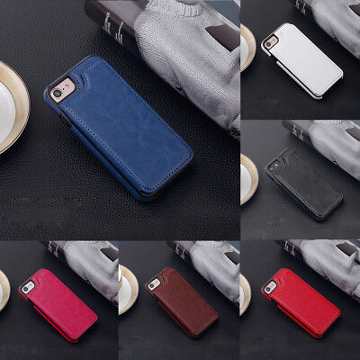 For Apple Iphone X/Xs/Xr/Xs Max Mobile Phone Shell Cell-Phone Case Cover Leather