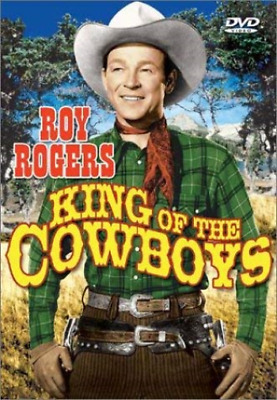 Rogers,roy-King Of The Cowboys Dvd New