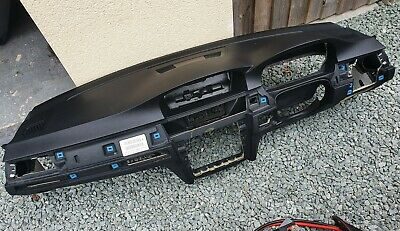 Bmw 3 series e90 e91 e92 e93 idrive dashboard and airbag retro fit double scoop