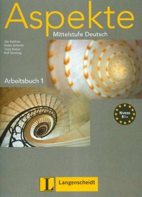 Aspekte: Arbeitsbuch 1 by Sieber, Tanja Book The Cheap Fast Free Post