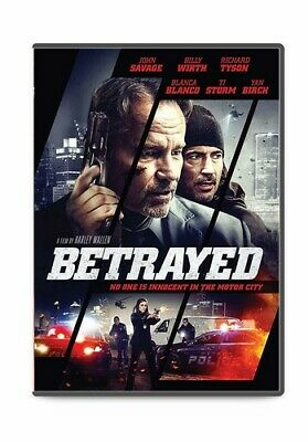 Betrayed [New DVD] Ac-3/Dolby Digital, Dolby, Dubbed, Subtitled, Widescreen