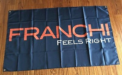 Franchi Firearms Flag Banner Sign Cloth Poster - 3' X 5'