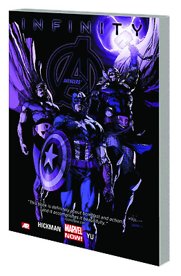 Avengers - Infinity Vol. 4 by Jonathan Hickman (Paperback) Trade Marvel
