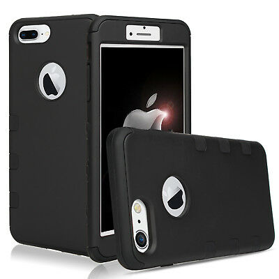 For Cover iPhone 6s Case Silicone Cover for iPhone 7/8  Hard Back Phone
