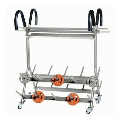 Toorx Body Pump Sets Rack (20 Places)