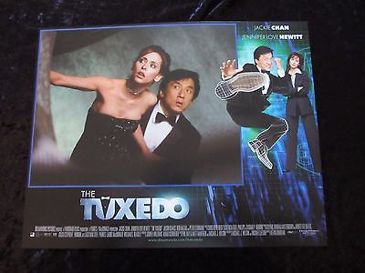 The Tuxedo lobby card # 6 - Jackie Chan, Jennifer Love Hewitt