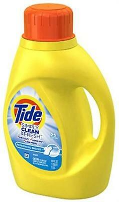 Tide 89117 40 oz. Breeze Scent Liquid Detergent