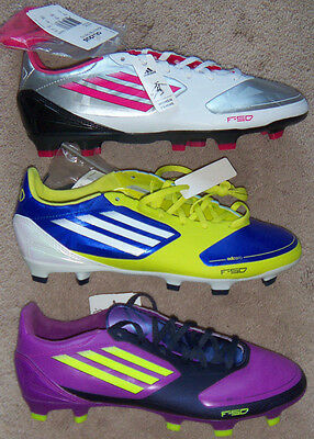 the best attitude 1783c fb754 New Womens adidas F30 adiZero TRX FG Soccer Cleats MSRP 105