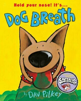 Dog Breath by Pilkey, Dav Paperback Book The Cheap Fast Free Post