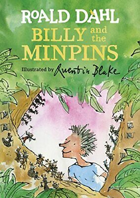 Billy and the Minpins (illustrated by Quentin Blake) by Dahl, Roald Book The