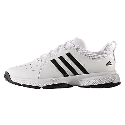 Adidas Men's Barricade Classic Bounce Breathable Cushioned Tennis Shoes