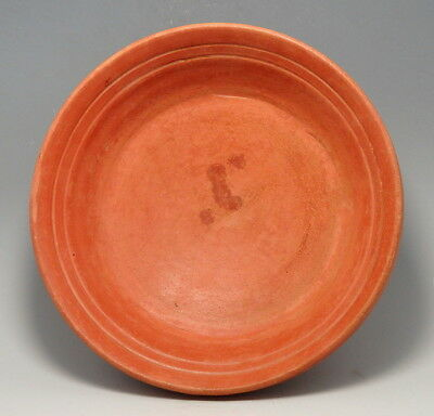 Roman Terracotta North African Redware Bowl (M35)