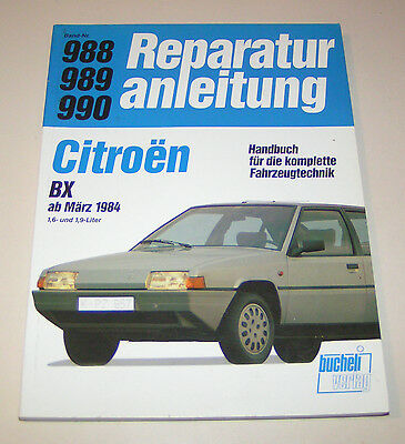 citroen bx gti tri tzi and 16 valve haynes workshop manual 5 99 rh picclick co uk