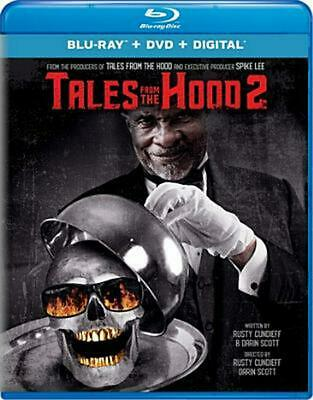 Tales from the Hood 2 (bd/dvd Combo) - Blu-Ray Region 1 Free Shipping!
