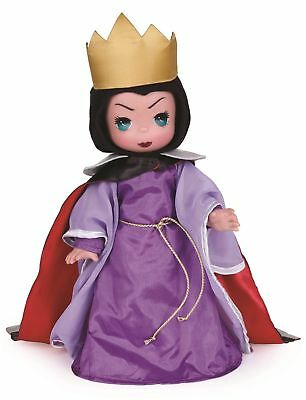 Precious Moments Disney Snow White Evil Queen Doll #5034