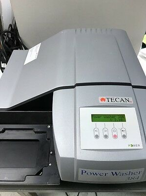 Tecan Power Washer 384 Microplate Washer