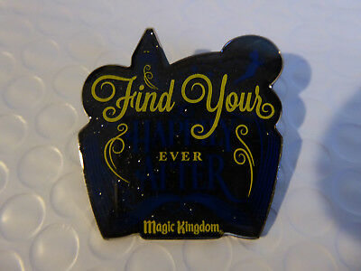 Disney Trading Pins 123954 WDW - Happily Ever After Pin
